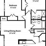 Adler 2 Bedroom | 2 Bath 1022 sq ft - $ Call For Pricing